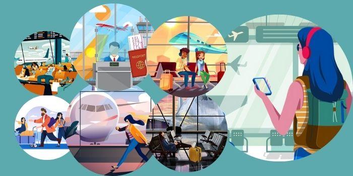 4 ტიპის მგზავრი, რომელსაც ყველა აეროპორტში შეხვდებით