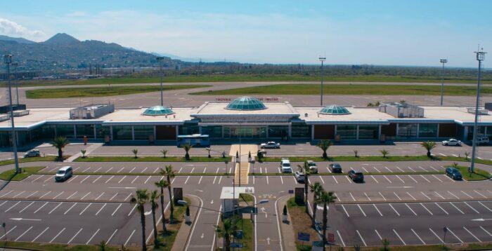 ბათუმის აეროპორტის პარკინგი